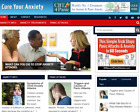 Anxiety Niche Blog Site Affiliate Income Free Hosting / Setup