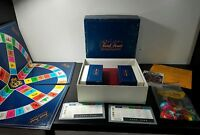 Vintage 1981 Trivial Pursuit Mastergame Genus Edition Board Game #7 - COMPLETE!