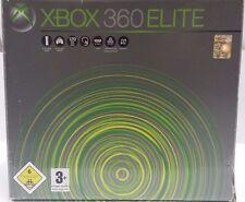 XBOX 360 Elite NERA 120 GB PAL Console Completa + Gioco Omaggio