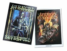 Avenged Sevenfold Two Piece Wall Poster Gift Set New Official Music A7X