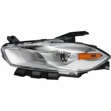 New CH2518143 Driver Side Headlight for Dodge Dart 2013-2016