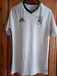 GERMANY NATIONAL TEAM  ADIZERO FOOTBALL SHIRT JERSEY