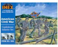 Imex - Confederate Infantry (American Civil War) - 1:72
