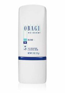Obagi Nu-Derm Blend Fx 2oz. Skin Brightener and Blending Cream