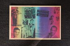 Bill Haley Tour Poster 1956
