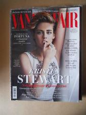 VANITY FAIR #42 2014 Kristen Stewart Juliette Binoche Fabi Silvestre Gazzè [G296