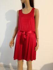 Abito Vestito MAIDOMA modello elegante colore Rosso  Tg L Primavera Estate