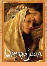Umrao Jaan - 2006 Abhishek Bachchan, Aishwarya Rai   - bollywood hindi dvd