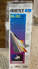 Vintage Model Rocket Kit QUEST HL-20 New Sealed Kit