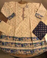 Indian Pakistani Shalwar Kameez,  Women Medium
