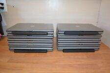 Lot of 10x Dell Latitude D620&D630 Windows XP SP3 250GB 4GB 1.8Ghz-2.2Ghz