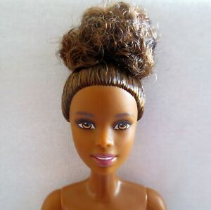 NEW Barbie Made to Move Asha Doll ~ Poseable Jointed Pivotal Articulated AA Nude