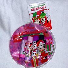 Disney Lip Smacker Minnie Mouse Lip Balm Set 4 -  0.56oz for Girls