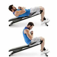 Marcy Exercise Adjustable Bench Incline, Decline, Flat Exercise SB-261W Renewed
