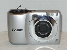 Canon PC1586 Powershot A1200 HD 12.1MP 4x Zoom Silver Digital Camera