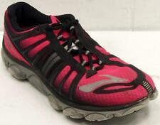 89a474dd7bb Brooks PureFlow 2 Women s 1201311B613 Pink Black Running Shoes Sz 9.5 M