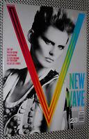 V Magazine No.23, NEW WAVE, TONY OURSLER, RICHARD BURBRIDGE, BRUCE CONNER