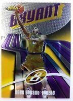 2004-05 Topps Finest Kobe Bryant #88, Los Angeles Lakers, Black Mamba