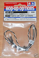 Tamiya 53910 LED Light (5mm White) (Use with TLU-01 & TLU-02), NIP