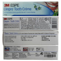 3M ESPE Clinpro Tooth Creme Sodium Fluoride Anti-Cavity Toothpaste Vanilla Mint