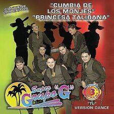 Super Grupo G : Musica Por Dentro CD