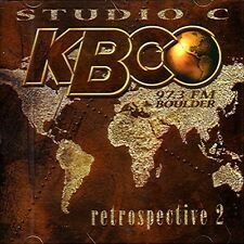 KBCO Live in Studio C Retrospective 2 McLachlan Simon Crow Merchant Lovett