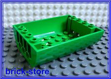 LEGO CITY / GARE DE CHEMIN FER /LOCOMOTIVE/voiture ice toit PAVILLON VERT