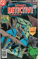 Detective Comics #477 DC Comics 1978 Marshall Rogers NM