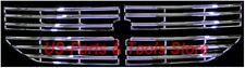 Für Dodge Caliber Kühler Grill Einsätze chrom Frontgrill Kühlergrill 2006  2012