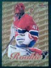 JAROSLAV HALAK  07/08 ULTRA ROOKIE GOLD CARD  SP