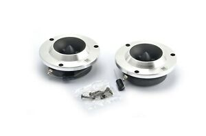 """OE Audio 3"""" inch Bullet Tweeters high power top quality amazing sound Brand new"""