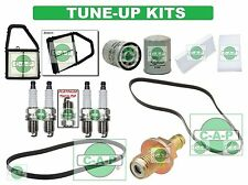 TUNE UP KITS for 01-05 CIVIC: SPARK PLUGS BELTS PCValve; AIR, CABIN & OIL FILTER