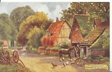 Essex Postcard - Coppersale - Near Epping - Ref ZZ4669