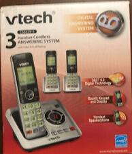 Vtech 3-handset Cordless Phone w/ Speakerphone CID/ITAD VT-CS6629-3