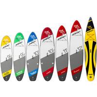 SUP Stand Up Paddle Board DVSPORT Surfing aufblasbar Paddel ISUP Aqua Paddling