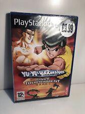 SEALED NEW!! PlayStation 2: Yu Yu Hakusho: Dark Tournament PS2 UK PAL (2)