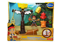 Disney Jake and The Never Land Pirates Spinning Tiki Adventure by Fisher-Price