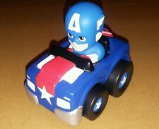 Marvel Kids Polyfect Toys Co. Captain America Car 2012