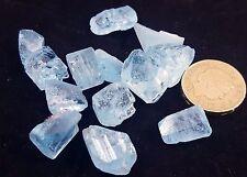Rare Royal Topaz, Blue Crystal Powerful Healing Gem Quality Chakra Third Eye