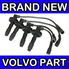 Volvo S40, V40 (-99) HT Ignition Spark Plug Leads Set (Non Turbo)