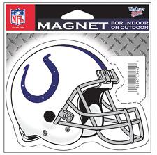 "Indianapolis Colts NFL Football Helmet 4""x6"" Team Logo Magnet"