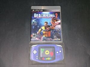 Dead Rising 2 (Sony PlayStation 3, 2010) PS3