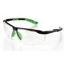 Univet 5X8 Safety Glasses Vanguard Plus Anti Scratch & Fog Clear (5X8.03.11.00)