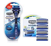 Schick Hydro 5 Premium (NEW IMPROVED) Shaver +  refill Cartridges Razor Blades