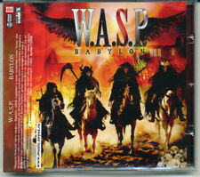 "W.A.S.P. ""Babylon"" 2009, CD +OBI-strip, sealed"