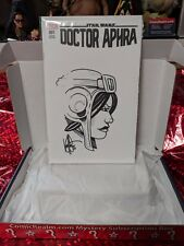 Doctor Aphra #1D Blank Var Signed & Remarked Ken Haeser Sealed NM/M Star Wars!
