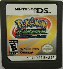 Pokemon Ranger Shadows Version (Nintendo DS 3DS 2DS) USA Version 100% new Games