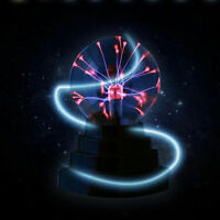 "6"" USB Touch Sensitive Plasma Ball Globe Constantly Disco Lighting Lamp Dec TT"