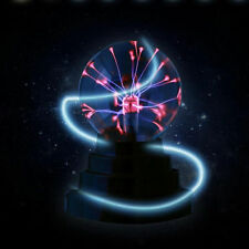 New USB Magic Crystal Globe Desktop Light Lighting Lamp Plasma Ball Sphere