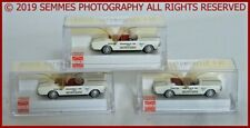 Busch #47504 1964½ Mustang Convertible White Indy Pace Car H.O.1/87 New Last One